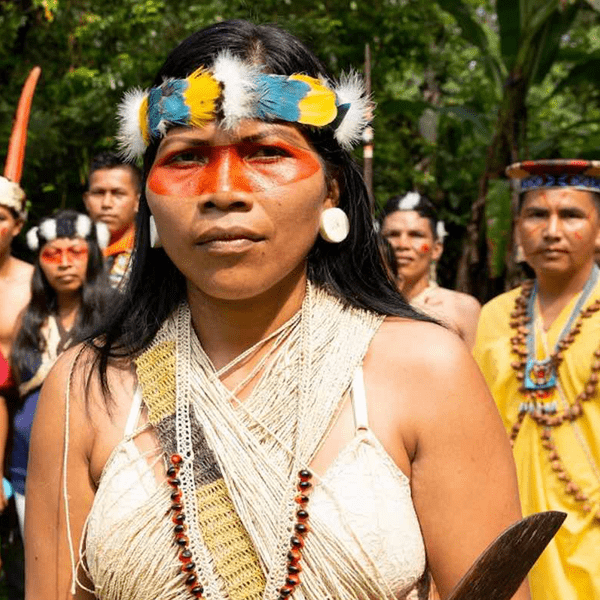 Indigenous Woman Wins Goldman Environmental Prize for Protecting 500,000 Acres of Amazon Rainforest